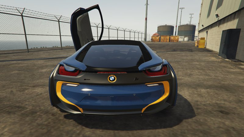 Gta 5 Bmw I8 2015 Add On Mod Gtainside Com