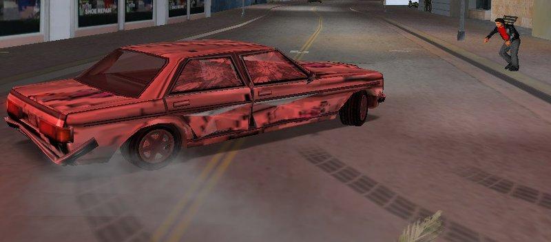 GTA Vice City Drift-X Mod Handling For every car Mod