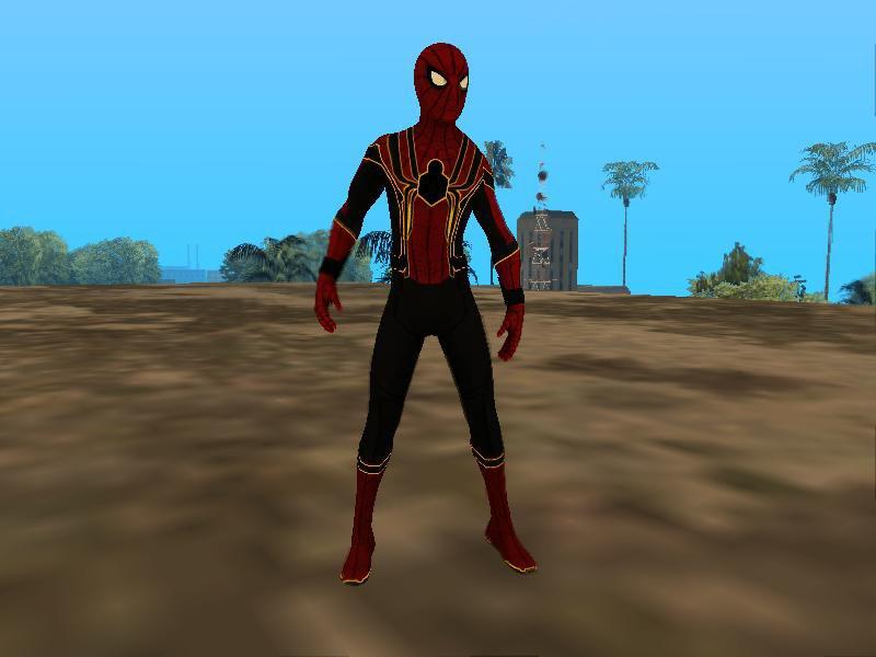 Gta san andreas spiderman powers mod download | Gta San Andreas