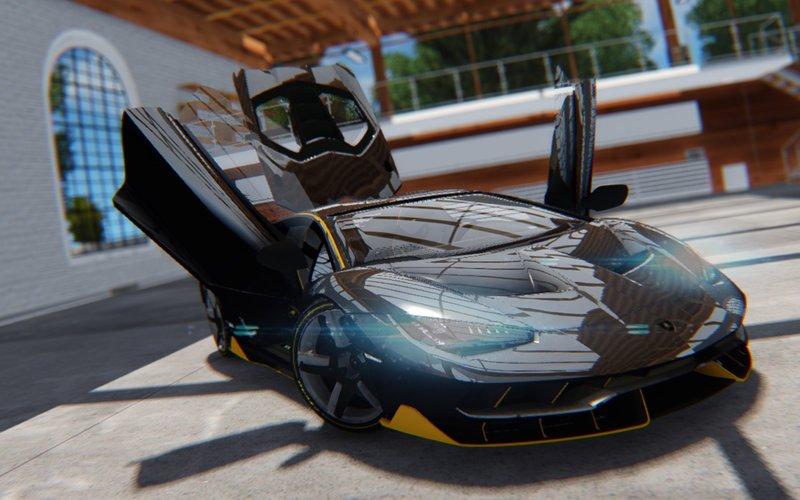 Gta 4 Lamborghini Centenario Lp770 4 Mod Gtainside Com
