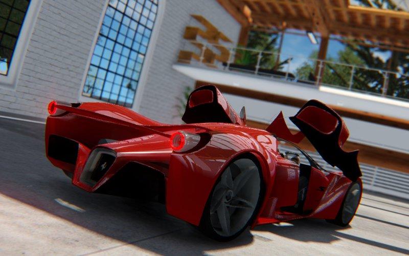 2014 Ferrari F80 ...