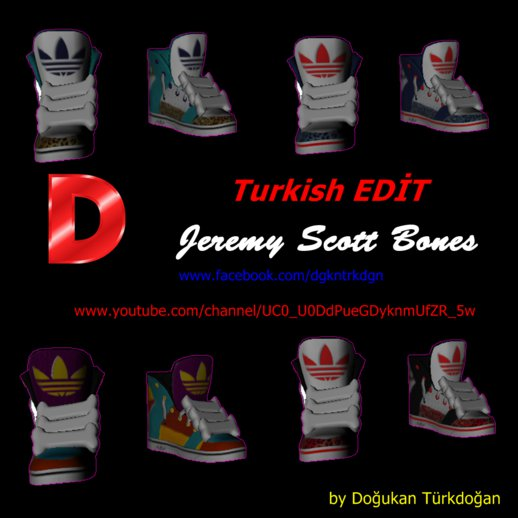 GTA SA JS Bones T.İ.P. V4 Turkish Edit