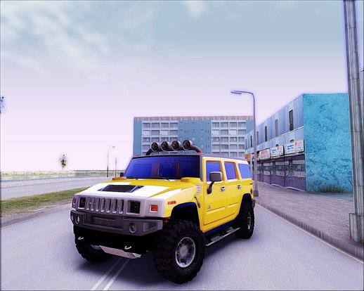 2003 Hummer H2 IVF [TUNABLE]