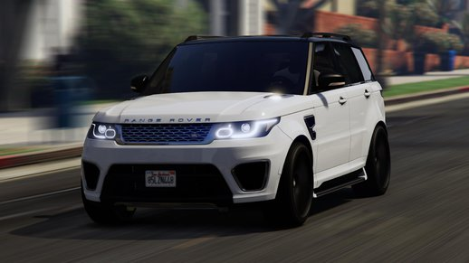 Range Rover Sport [Replace | LODs]