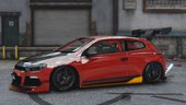 2010 Volkswagen Scirocco Modify [Add-On | Tuning]