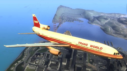 Trans World Airlines L-1011 TriStar