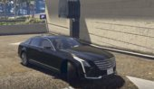 Cadillac CT6 2017 [Add-On]