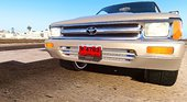Toyota Hilux Mighty-x [Replace | Template]