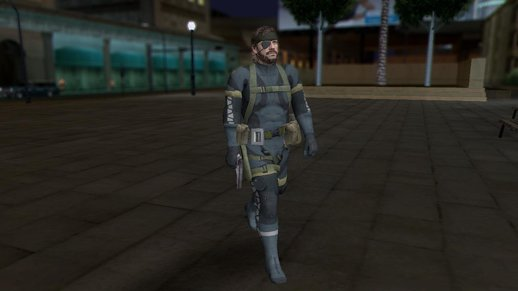 Metal Gear 5 Big Boss
