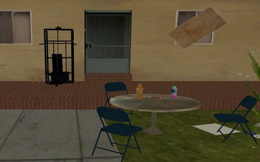 Environment in Grove St. House