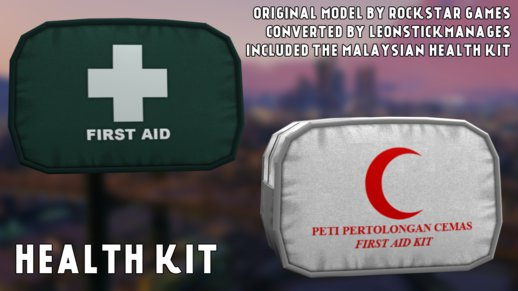 GTA V Health Kit