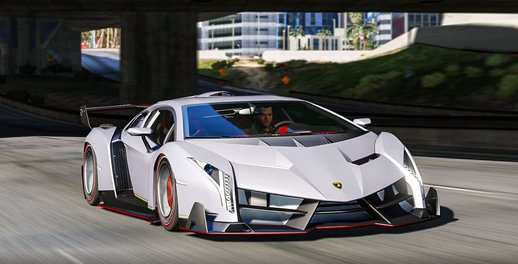 Lamborghini Veneno LP750-4 [Add-On/OIV]