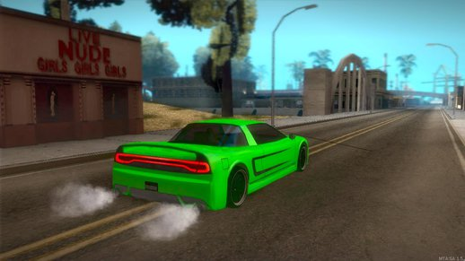 BlueRay Dodge Infernus