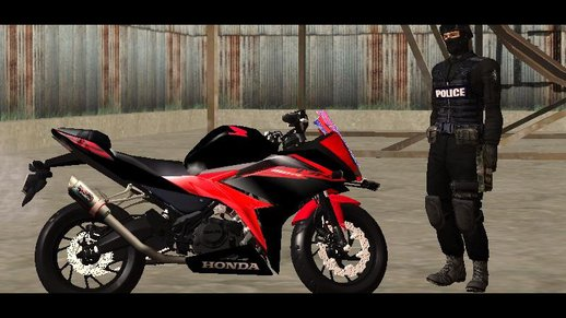 Honda All New CBR 150 Pro Liner
