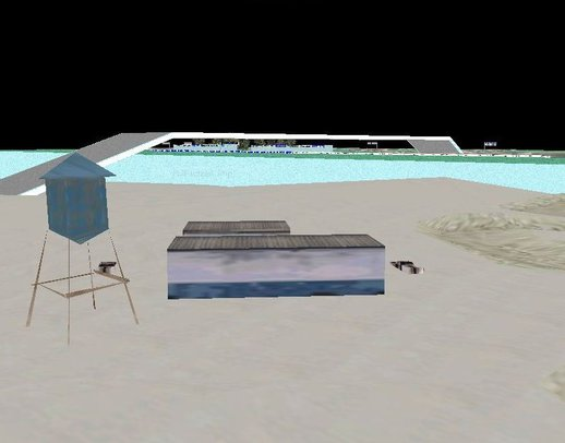 GTA Vice City map mod