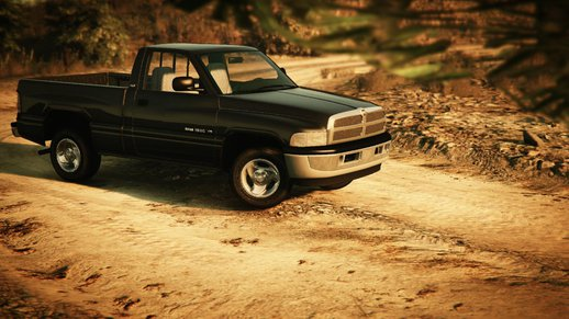 Dodge Ram 1999 Fix Add-on