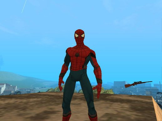 Marvel Contest Of Champions - Spider-Man (Homecoming) Re-Textured
