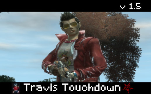 Travis Touchdown (No More Heroes: Paradise)