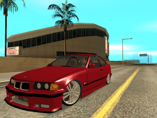 BMW E36 COMPACT M PACKET