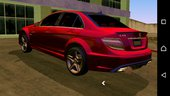 Mercedes-Benz C63 AMG 2012 (no txd) for android