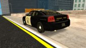 CHP Dodge Charger pack