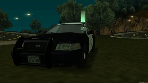CHP Crown vics pack