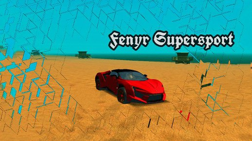 Fenyr Superspprt