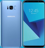 Galaxy S8 Coral Blue