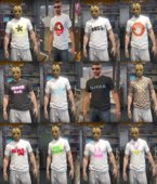 GTA V Special And Secret T-Shirts