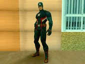 Marvel Heroes - Captain America ANAD