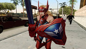 Marvel Future Fight - Sharon Rogers