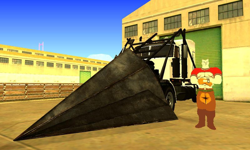 GTA San Andreas GTA V Jobuilt Phantom Wedge Mod - GTAinside com