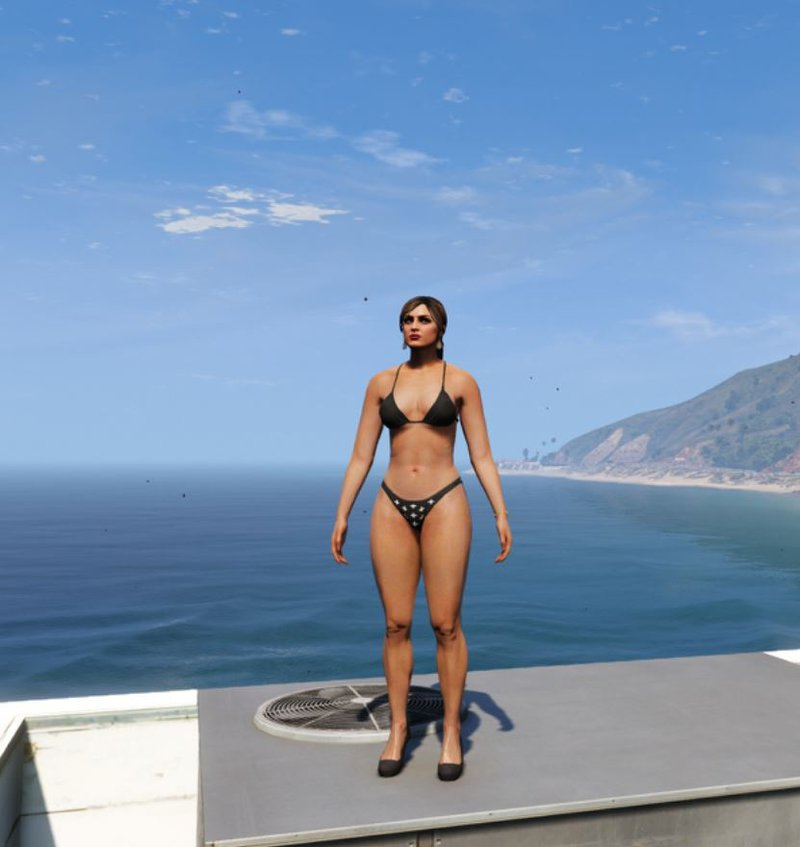 gta v online female character outfits