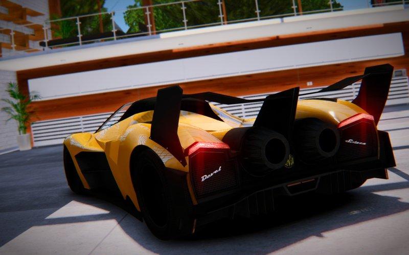 Devel Sixteen Prototype >> GTA 4 2013 Devel Sixteen Prototype Mod - GTAinside.com