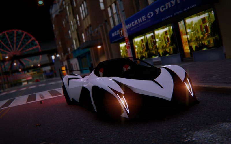 gta 4 2013 devel sixteen prototype mod. Black Bedroom Furniture Sets. Home Design Ideas