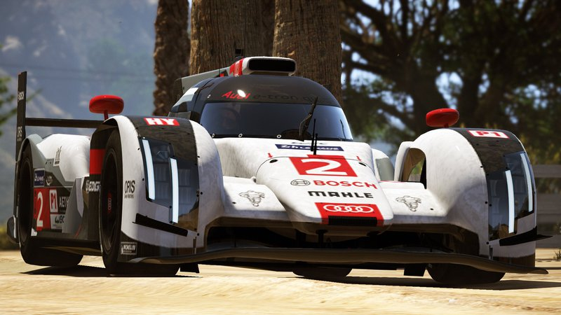 GTA 5 2014 Audi R18 E-tron Quattro [Add-On / Replace
