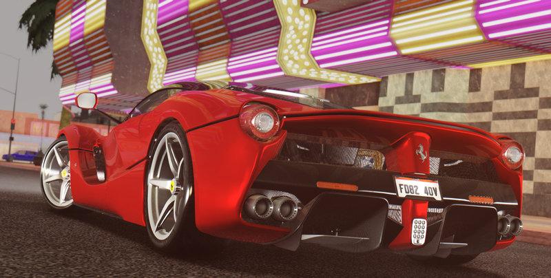 GTA San Andreas XIIV Reborn Mod - GTAinside com
