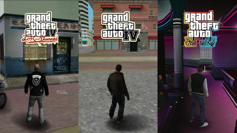 GTA Vice City IV and EFLC animation Mod - GTAinside com