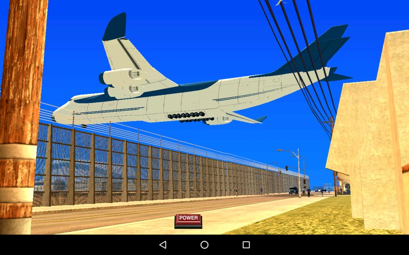 Gta san andreas gta 5 cargo plane for android no pc for Gta sa plane interior mod