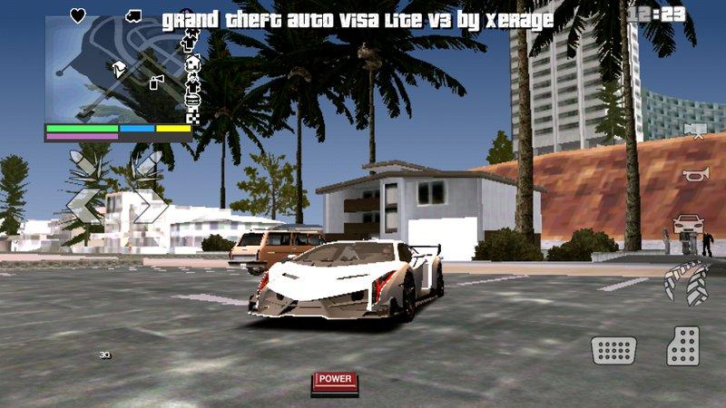GTA San Andreas GTA VISA Lite V3 Mod - GTAinside com