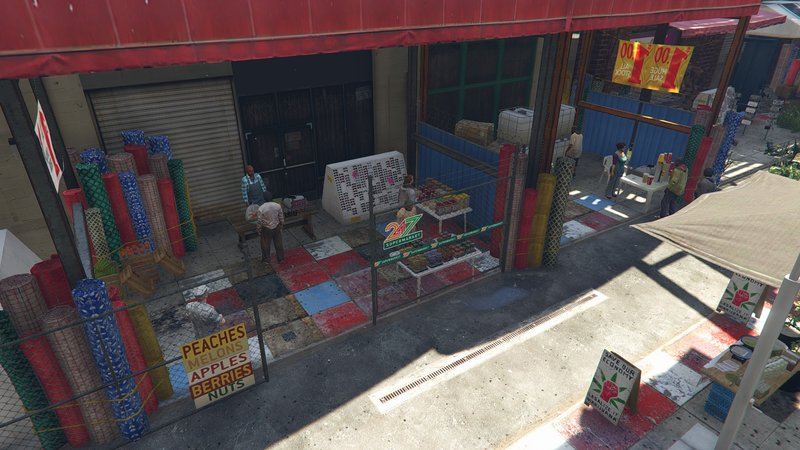 GTA 5 Zombie Apocalypse Military Base [Menyoo] V1 5 Mod - GTAinside com