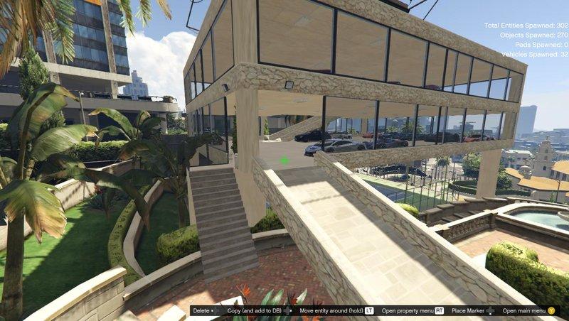GTA 5 Michael Garage Final [menyoo] Mod - GTAinside com