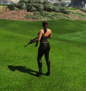Modified Pants for Multiplayer Female V1