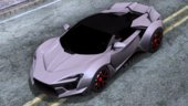 W Motors Fenyr Supersport (v.0.1 beta)