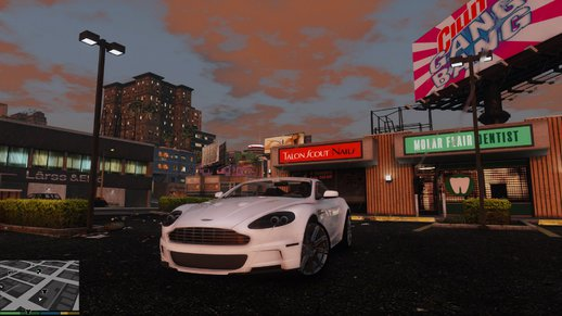 Aston Martin DBS 2009 (ADD-ON)