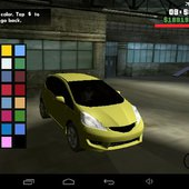 Honda Jazz Fit Dff Only