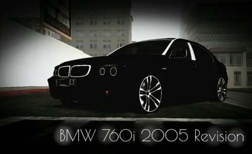 BMW 760i 2005 Revision (no Txd) For Android