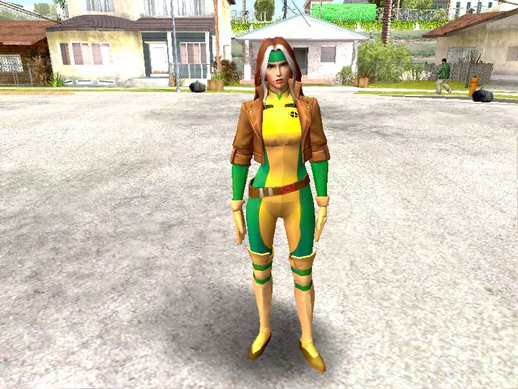 Marvel Future Fight - Rogue