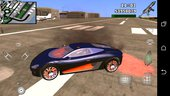GTA V Ocelot XA-21 Only dff for Android