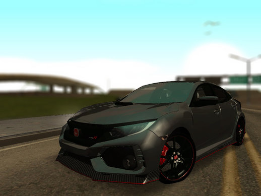2017 Honda Civic Type-R